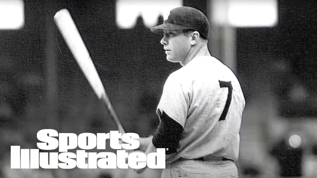 tbt this week in baseball history mickey mantle s
