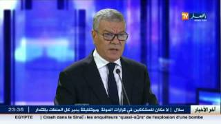 تصريحات خطيرة يدلي بها عمار سعداني حول قضية الصحراء الغربية ومنطقة القبائل