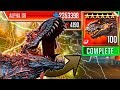 ALPHA 06 LEVEL 100 REACHED!!! - Jurassic World The Game - *HALLOWEEN BOSS EVENT* HD