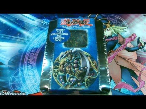 Best Yugioh 2005 Vorse Raider Tin Opening Ever!