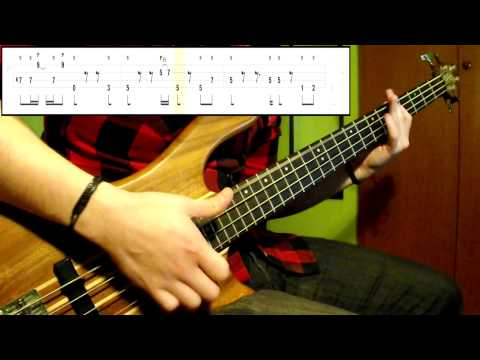 Alf Theme (Bass Cover) (Play Along Tabs In Video)