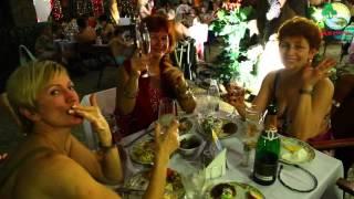 Новый год 2016 в аквапарке ДЖУНГЛИ(Аквапарк