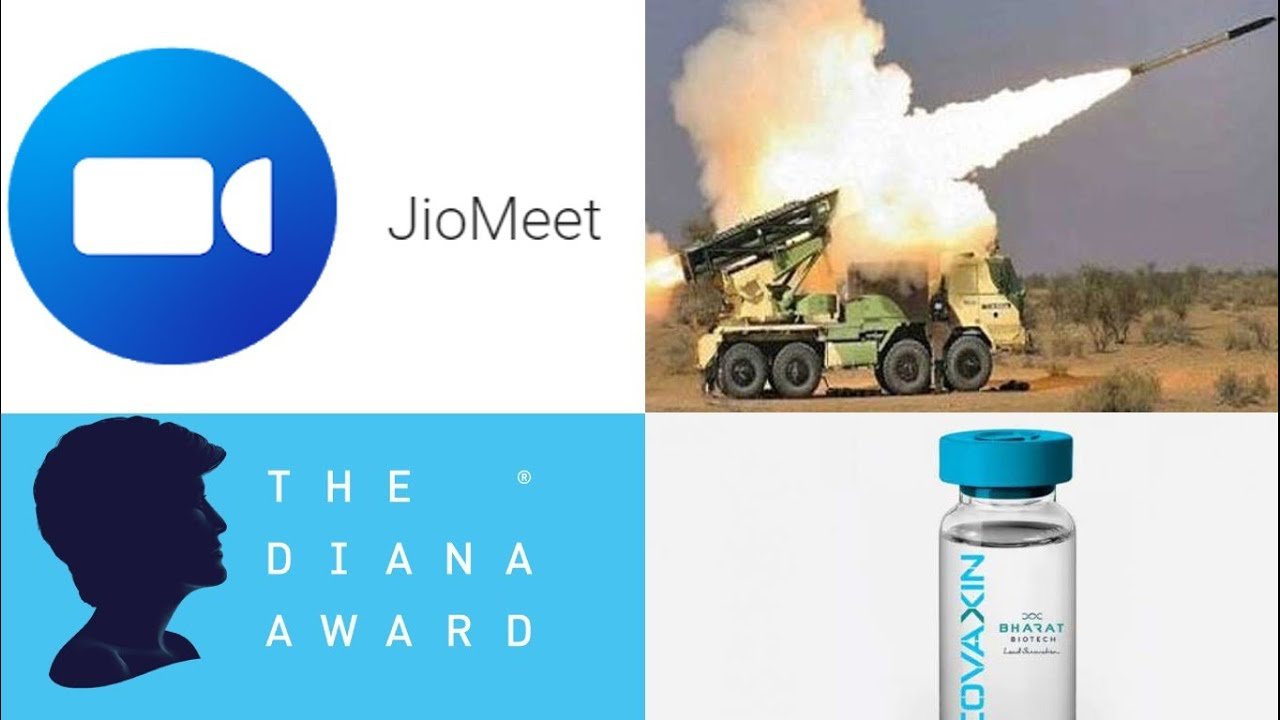 Fighter Jets | Missiles | Jio Meet | Covaxin | Intel Capital | Saroj Khan | The Diana Awards