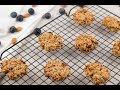 Овсяное печенье Без сахара | Рецепты Веган Vegan | Яна Вегана