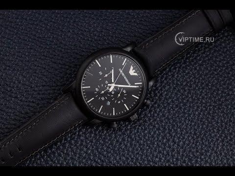 ⌚ Watch Review Emporio Armani AR1970 ✅ Viptime.ru