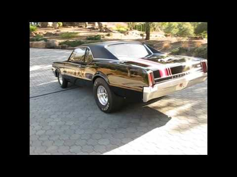 9 second  442 Bracket car