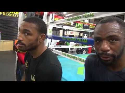Errol Spence vs. Terence Crawford...who wins?  Mayweather Boxing Club predicts
