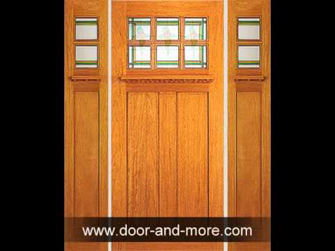 Entry Doors|Arts and Crafts| by AAW