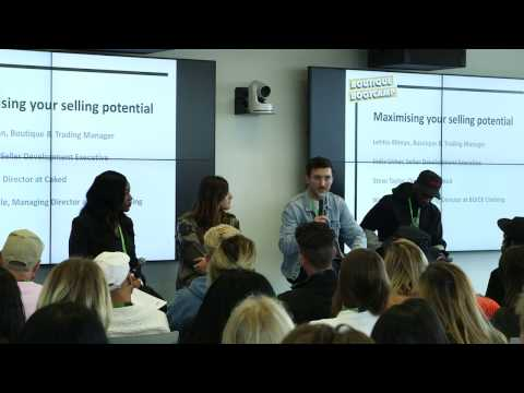 ASOS MARKETPLACE BOUTIQUE BOOTCAMP: MAXIMISING YOUR SELLING POTENTIAL