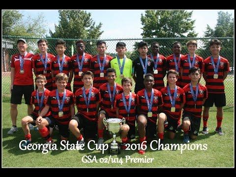 State Cup 2016 - Final - GSA 02 Premier vs Concorde Fire - 6/5//2016