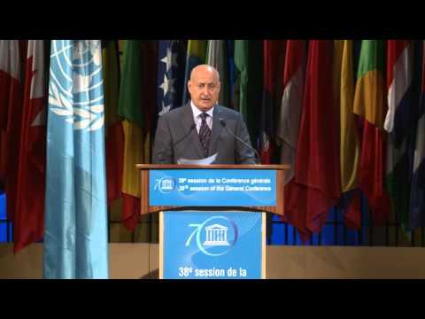 38th General Conference – 7 11 2015 General Policy Debate   ISESCO