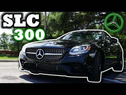 Mercedes-Benz SLC 300 2019 Review | BEST Sporty Roadster?