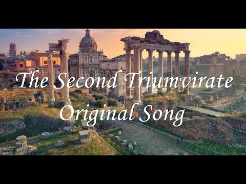 【Roman History Project】 The Second Triumvirate (By: The Phoenix Creator)
