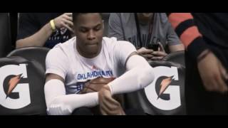 mvp russell westbrook best dance moves of the 2017 nba season   ft cameron payne part 2