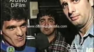 """DiFilm - El """"Insoportable"""" con Ariel Ortega """"El burrito"""" (1996)"""