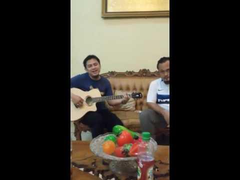 Duo Djenggot....#a little acoustic Bekasi people