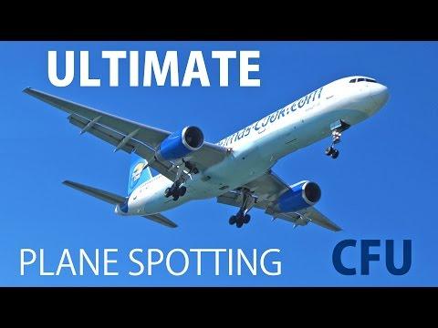 Ultimate Plane Spotting at Corfu Airport (CFU / LGKR)
