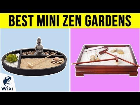 10 Best Mini Zen Gardens 2019