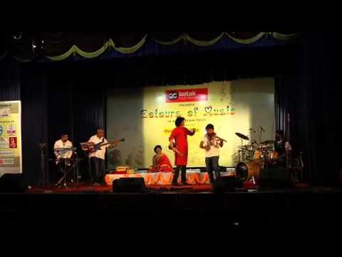 KARMA THE BAND- U Rajesh, Abhijith P S Nair, Keith Peters, Anoop Nair, Siddharth Nagarajan