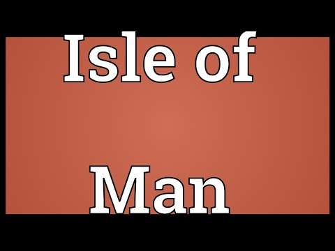 Isle of Man Meaning