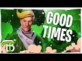THESE ARE THE GOOD TIMES (Fortnite Battle Royale)