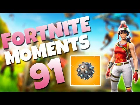 THE NEW IMPULSE GRENADE IS AMAZING!! (CRAZY WINS)   Fortnite Daily Funny and WTF Moments Ep. 91