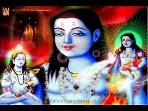 Rooh Gad Gad Hogayi ae  --NEW--Baba Balaknath Bhent (Punjabi)