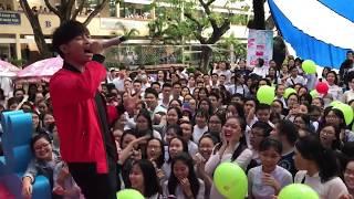 Gin Tuấn Kiệt live Phải Làm Thế Nào khiến fan nữ rụng tim