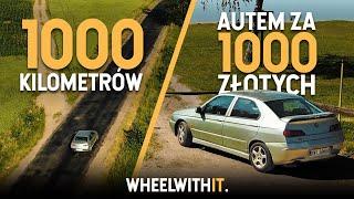 Czy Alfa za 1000zł przejedzie 1000km?