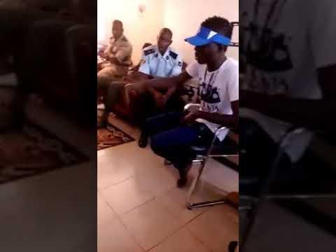 Iba Montana freestyle vidéo (2017 )