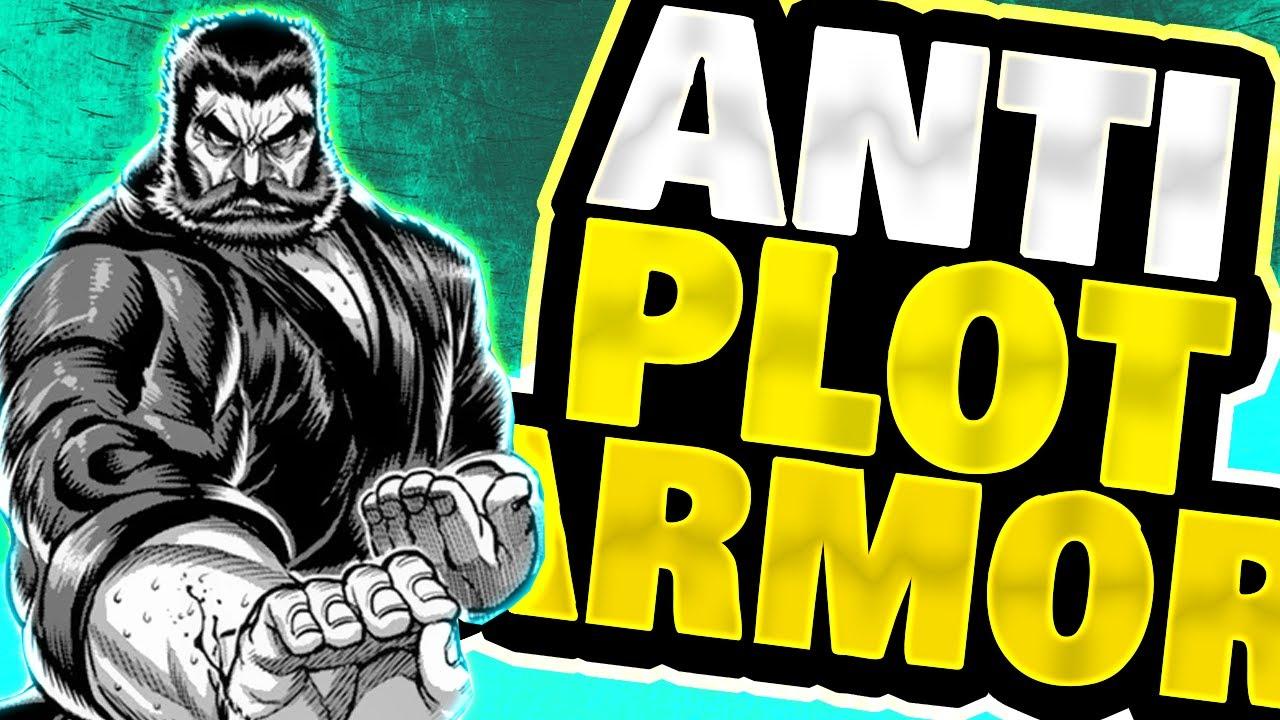 Download Kuroki Gensai is anti plot armor
