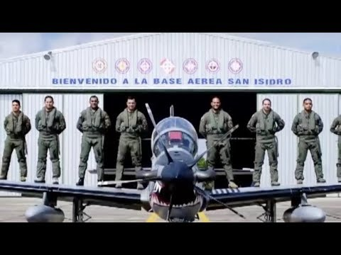 Dominican Republic Army vs Haiti in border war | air force missions 2010-2017 news
