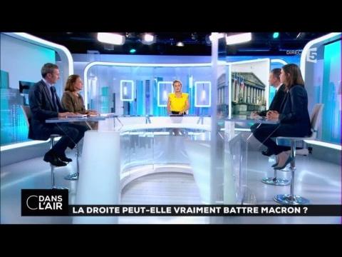 La droite peut-elle vraiment battre Macron ? #cdanslair 22-05-2017