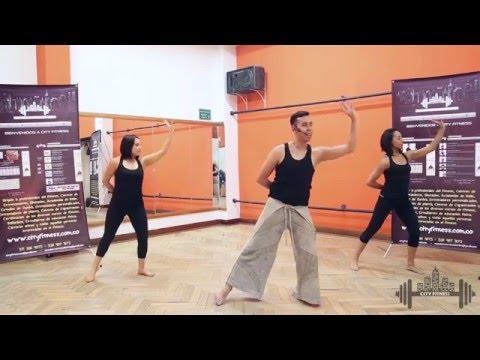 Baja de peso con Danza Arabe basica 2 - City Fitness