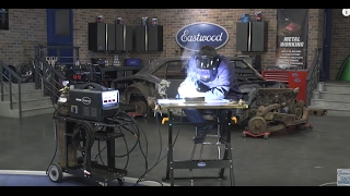 Different Types of Welding - Explained with Demos! MIG - TIG - ARC(Learn the differences in MIG, TIG and Stick / Arc welding and find out which welder is best for your needs. Matt is using the Eastwood mp200i which is a multi ..., 2017-02-14T21:27:23.000Z)