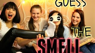 Co to tu smrdí!? aka. Guess The Smell Challenge