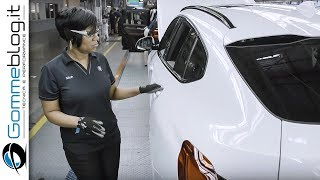 2020 BMW X4 - PRODUCTION (BMW USA Car Factory)