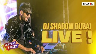 DJ Shadow Dubai Live for #GiveIndia #StayHome | #ConcertForACause | Lockdown Party