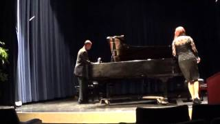 Spain On My Mind. Tango for 2 Pianos by Adriana Perera
