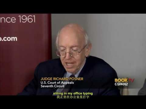Judge Richard Posner on procrastination and work ethics