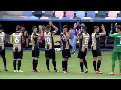 Segunda B 2017-18. Resumen Barakaldo CF 0 -  UD Logroñés 0