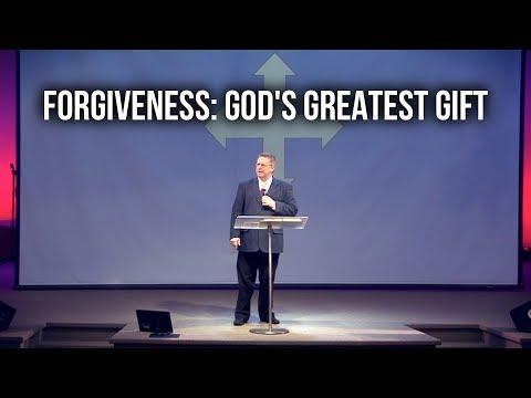 """Forgiveness: God's Greatest Gift"" – Pastor Raymond Woodward"