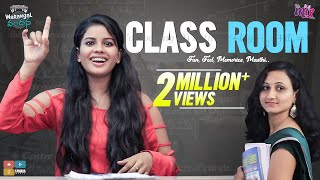 Class Room || EP 19 || Warangal Vandhana || The Mix By Wirally