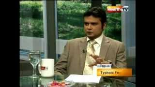 The Health Show   Topic: TYPHOID FEVER   Part 1   HTV