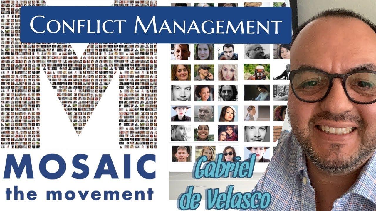 Gabriel de Velasco at Mosaic the Movement 2020