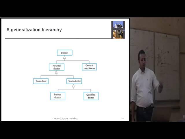 SWE 1 - Week 7 - System Models - Part ii
