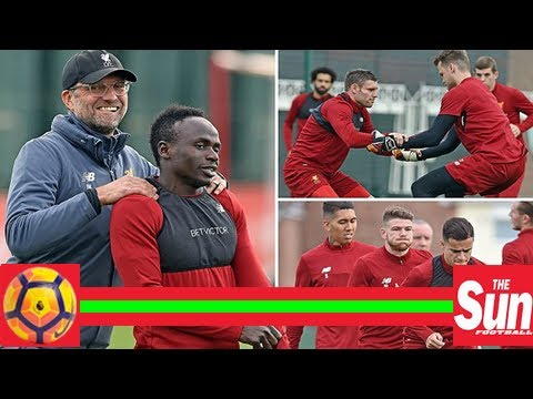 Liverpool wrestle in training as they prepare for newcastle scrap