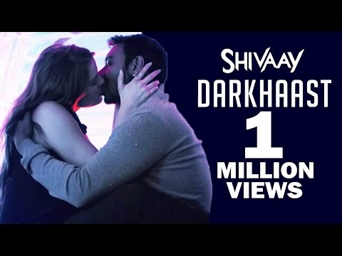 Tere Naal Ishqa Full Video Song - SHIVAAY...