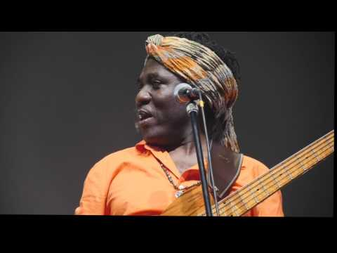 Richard Bona & Mandecan Cubano in VeszpremFest 12. July 2017. - smooth stabilized