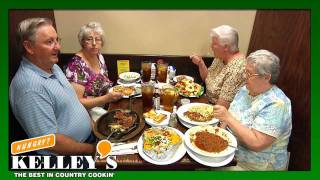 Kelleys Country Cookin - What People Are Saying